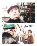 Derek Martin (Doctor Who Eastenders) - Genuine Signed Autograph 7956